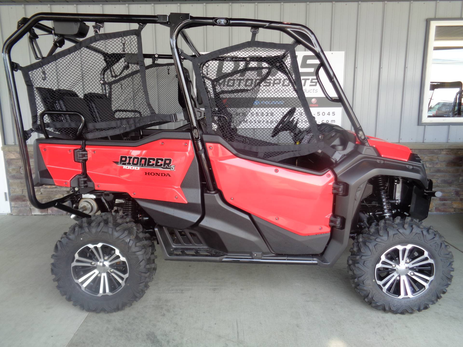 2018 Honda Pioneer 1000-5 Deluxe in Delano, Minnesota - Photo 1