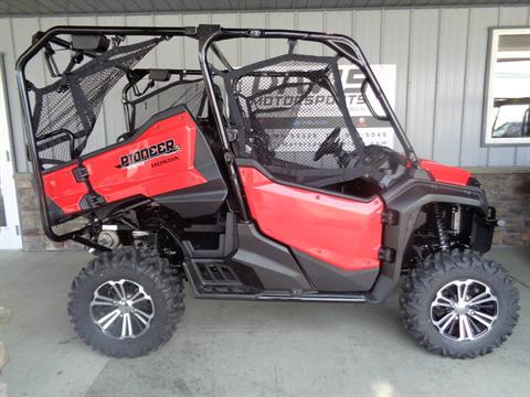 2018 Honda Pioneer 1000-5 Deluxe in Delano, Minnesota - Photo 8