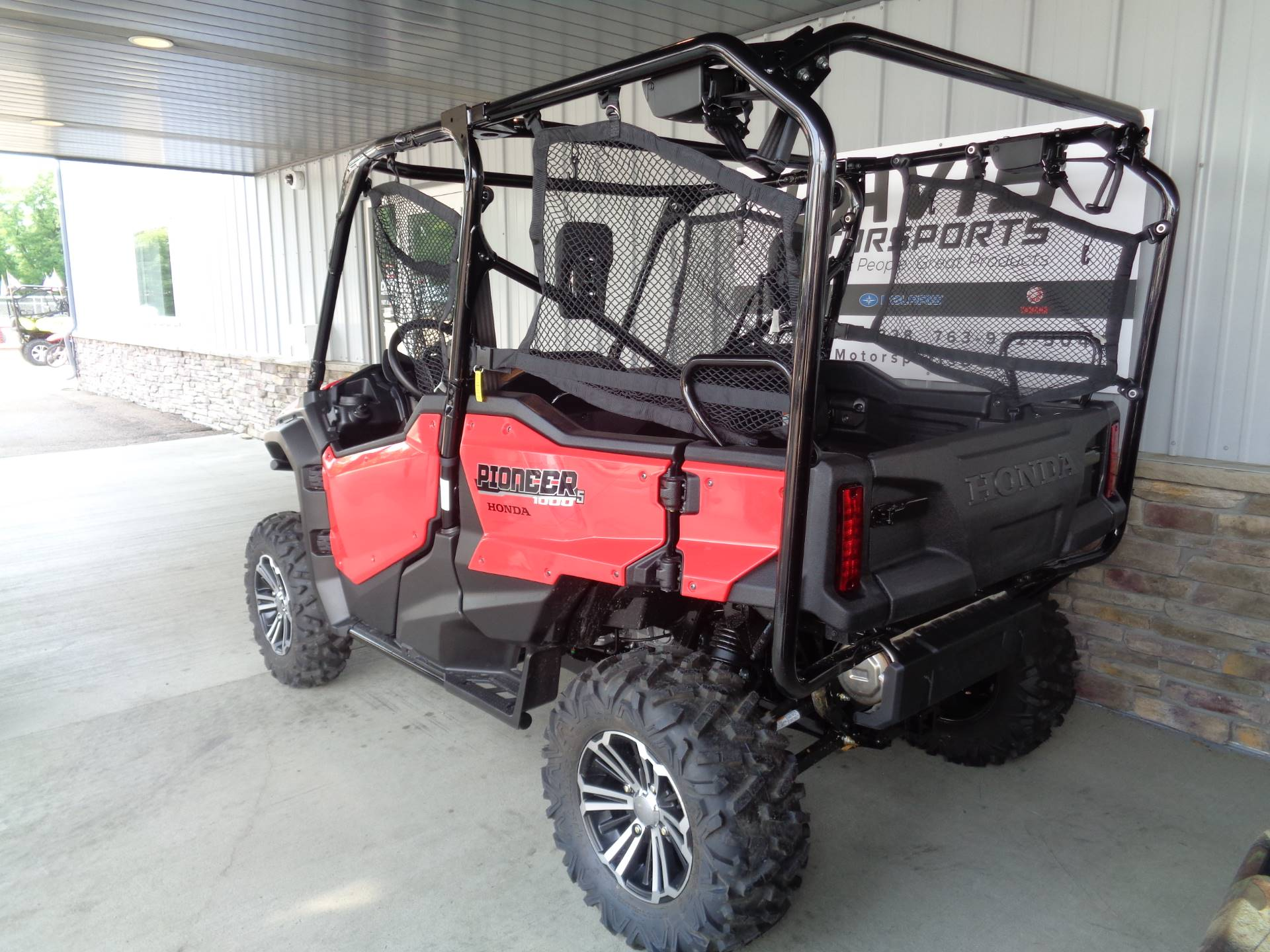 2018 Honda Pioneer 1000-5 Deluxe in Delano, Minnesota - Photo 10