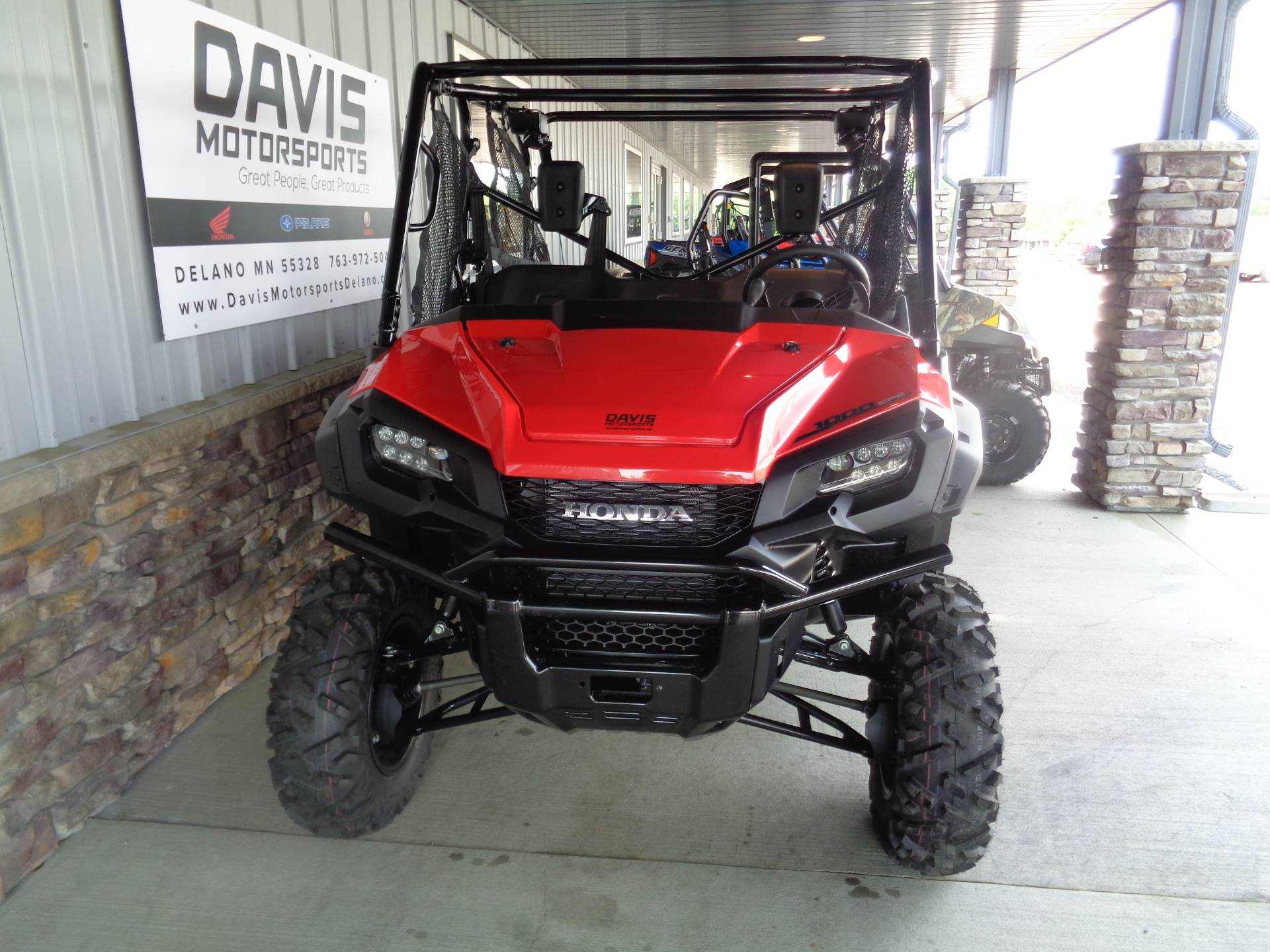 2018 Honda Pioneer 1000-5 Deluxe in Delano, Minnesota - Photo 12