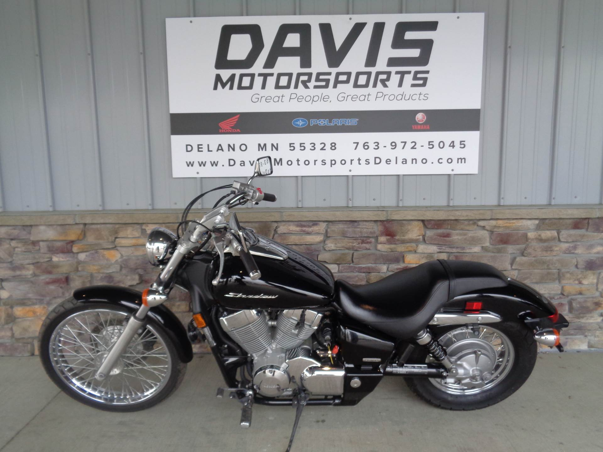 2012 Honda Shadow® Spirit 750 (VT750C2) in Delano, Minnesota