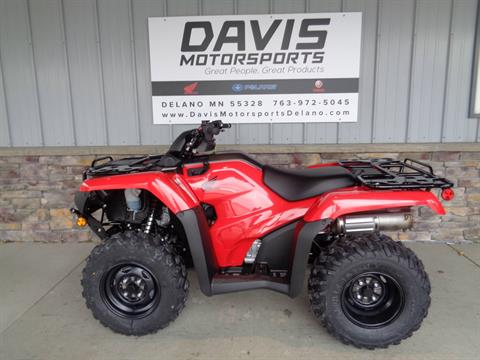 2020 Honda FourTrax Rancher 4x4 in Delano, Minnesota - Photo 2