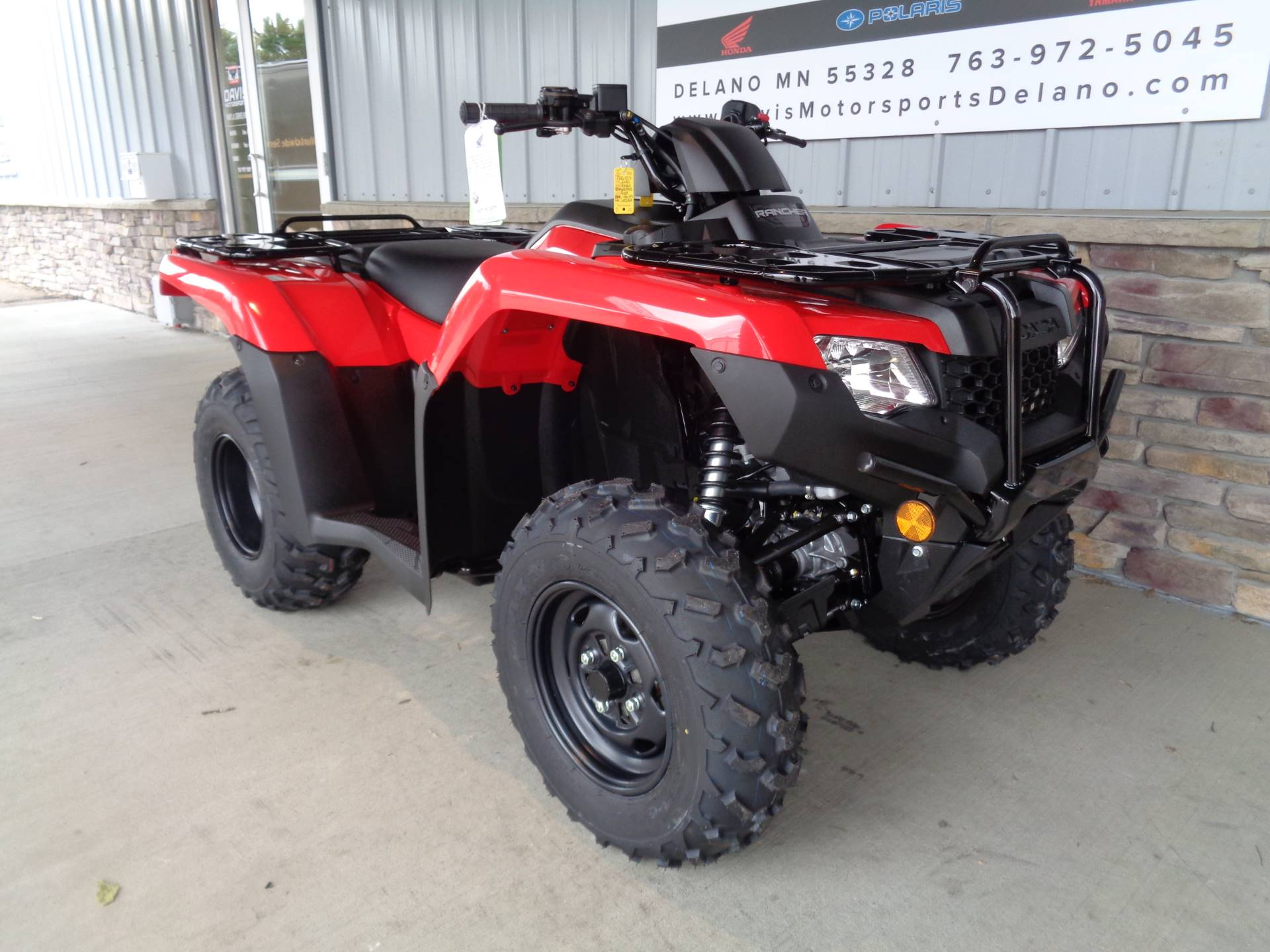 2020 Honda FourTrax Rancher 4x4 in Delano, Minnesota - Photo 3