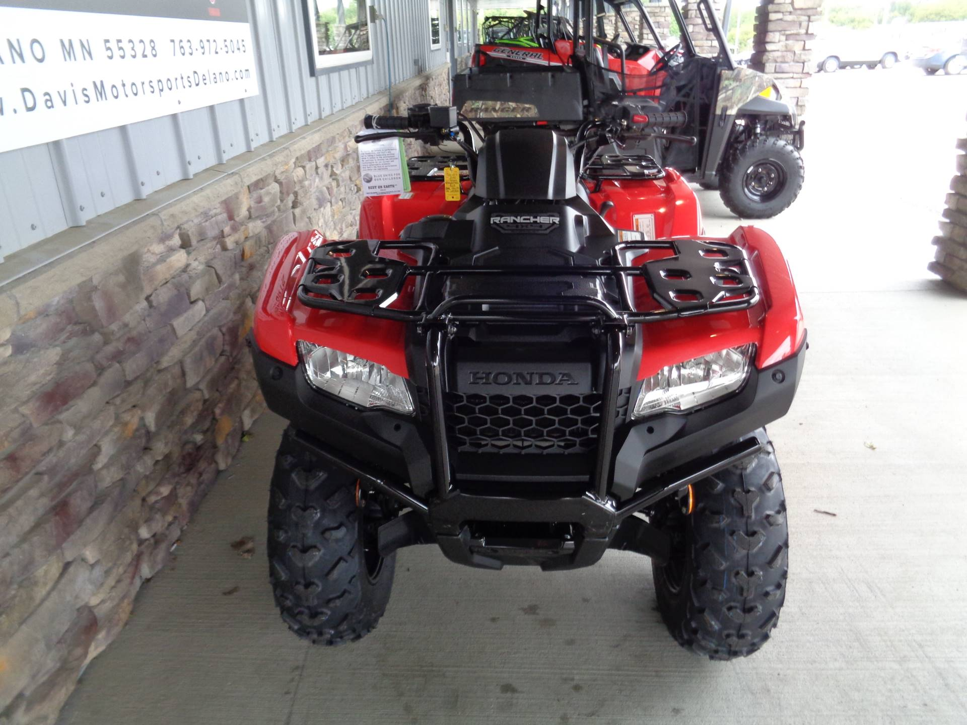 2020 Honda FourTrax Rancher 4x4 in Delano, Minnesota - Photo 9