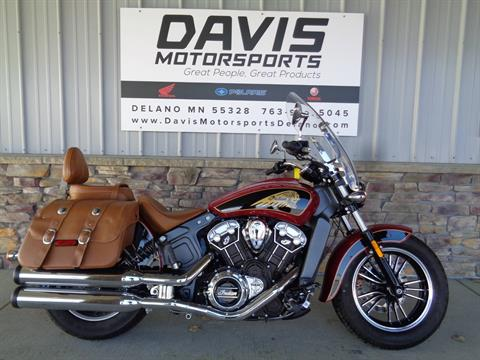 2017 Indian Scout® ABS in Delano, Minnesota - Photo 1