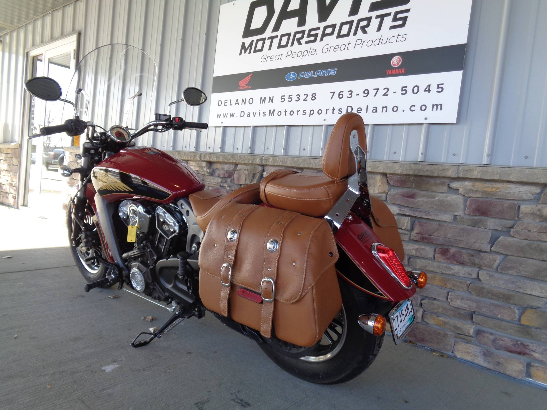 2017 Indian Scout® ABS in Delano, Minnesota - Photo 6