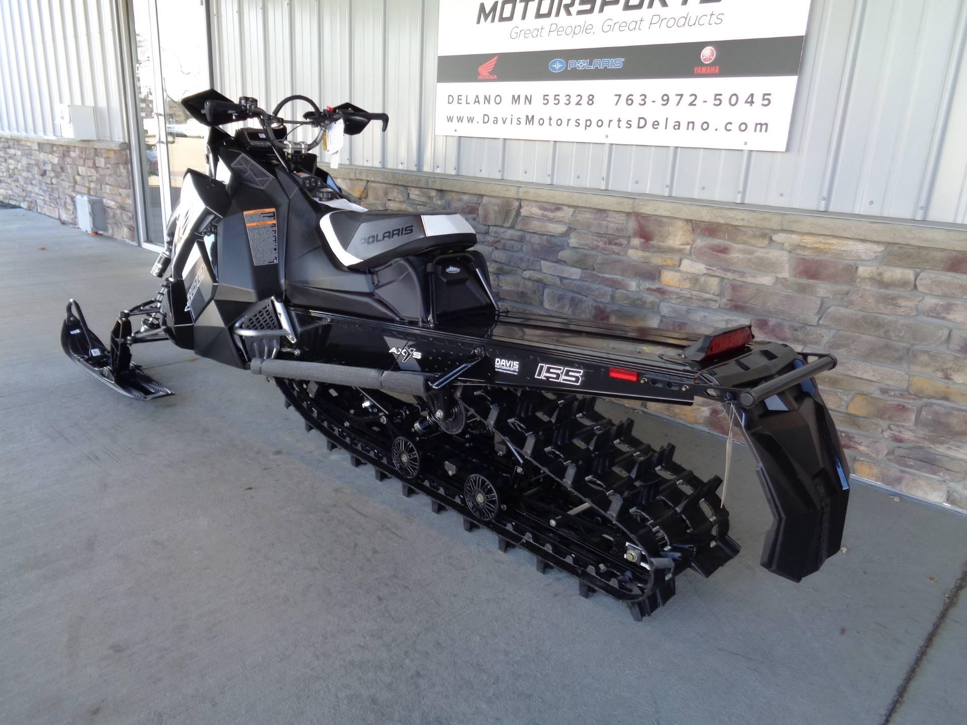 2019 Polaris 800 SKS 155 SnowCheck Select 7