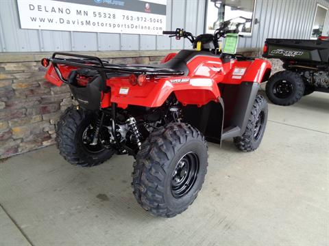 2021 Honda FourTrax Rancher 4x4 Automatic DCT IRS in Delano, Minnesota - Photo 5