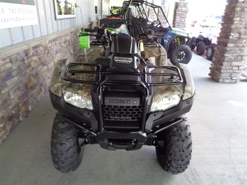 2018 Honda FourTrax Rancher 4x4 DCT IRS EPS in Delano, Minnesota