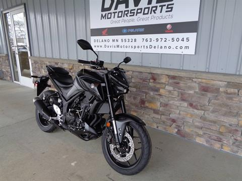 2021 Yamaha MT-03 in Delano, Minnesota - Photo 3