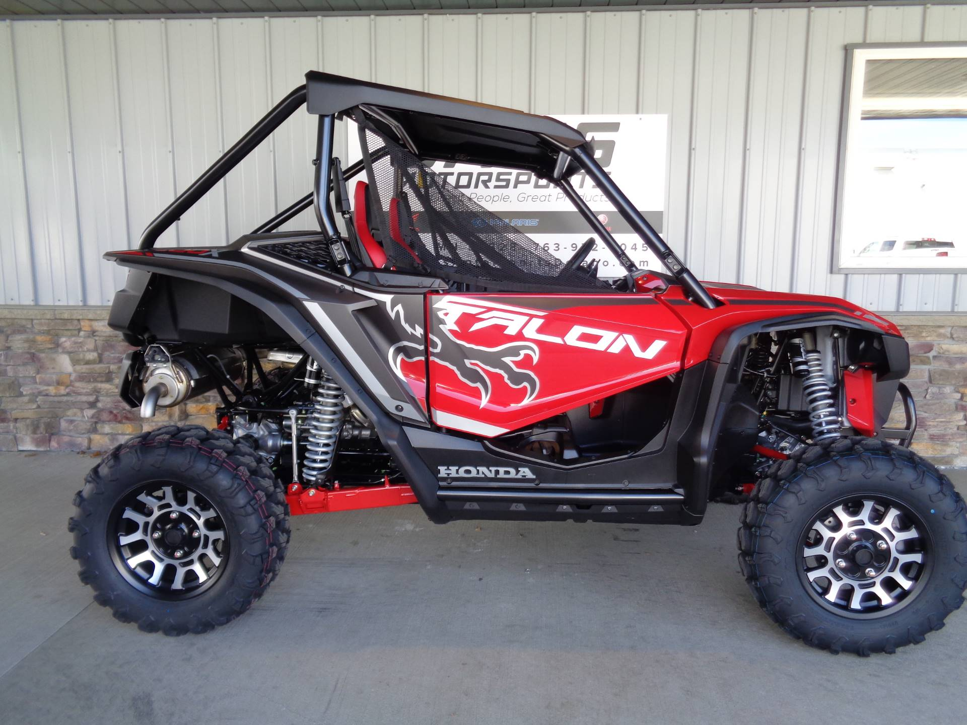 2019 Honda Talon 1000X in Delano, Minnesota - Photo 1