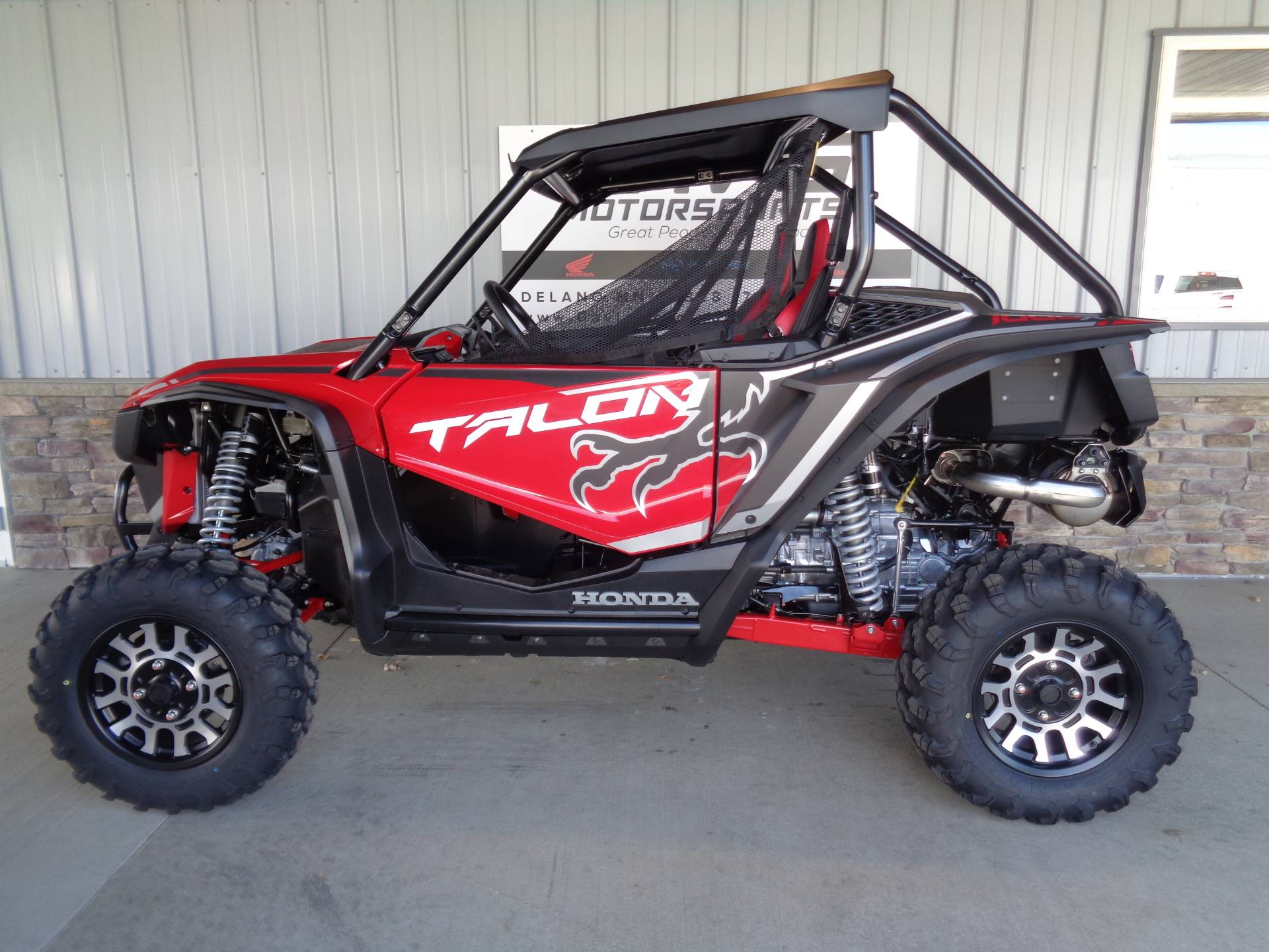 2019 Honda Talon 1000X in Delano, Minnesota - Photo 2