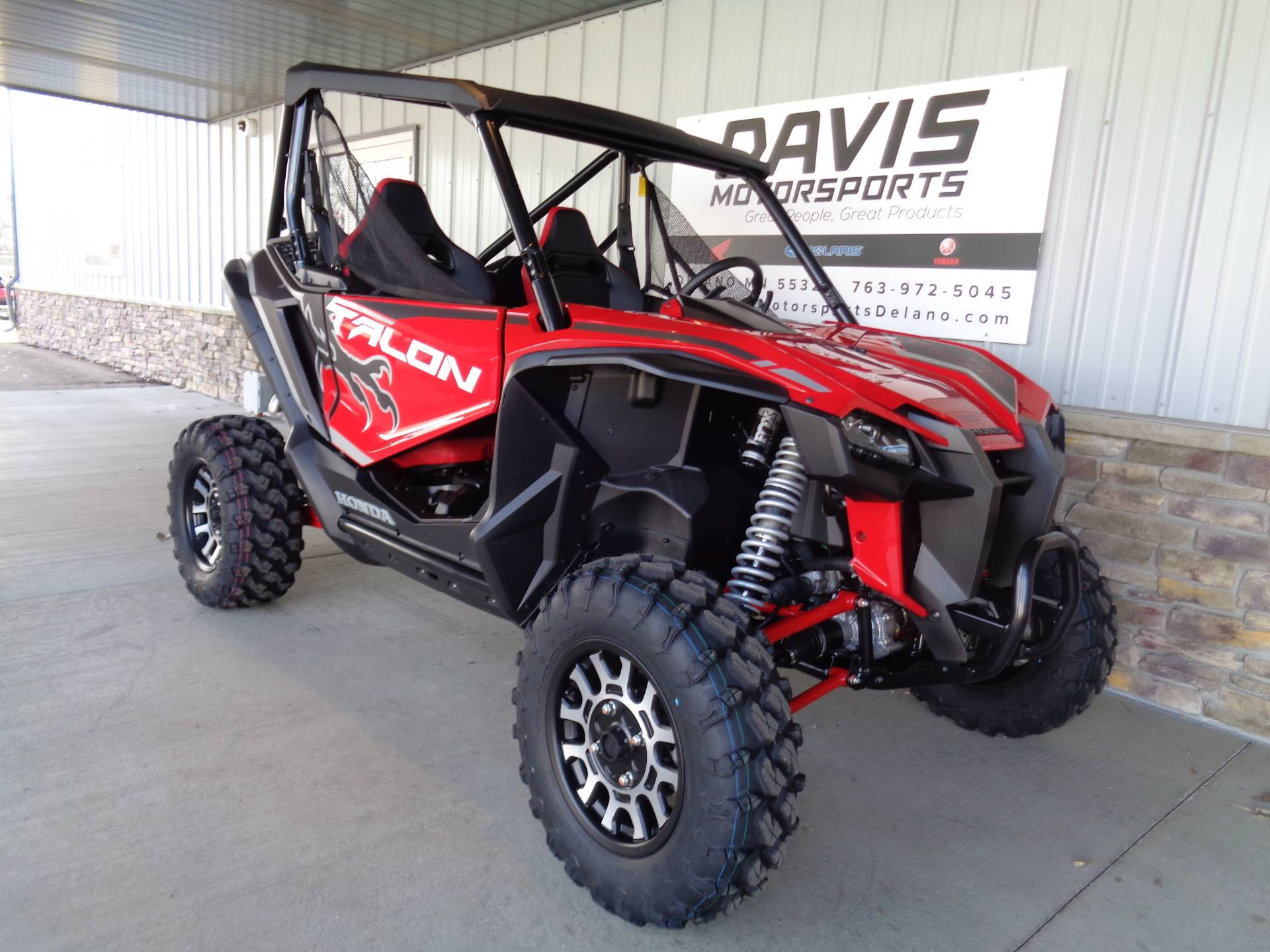 2019 Honda Talon 1000X in Delano, Minnesota - Photo 3