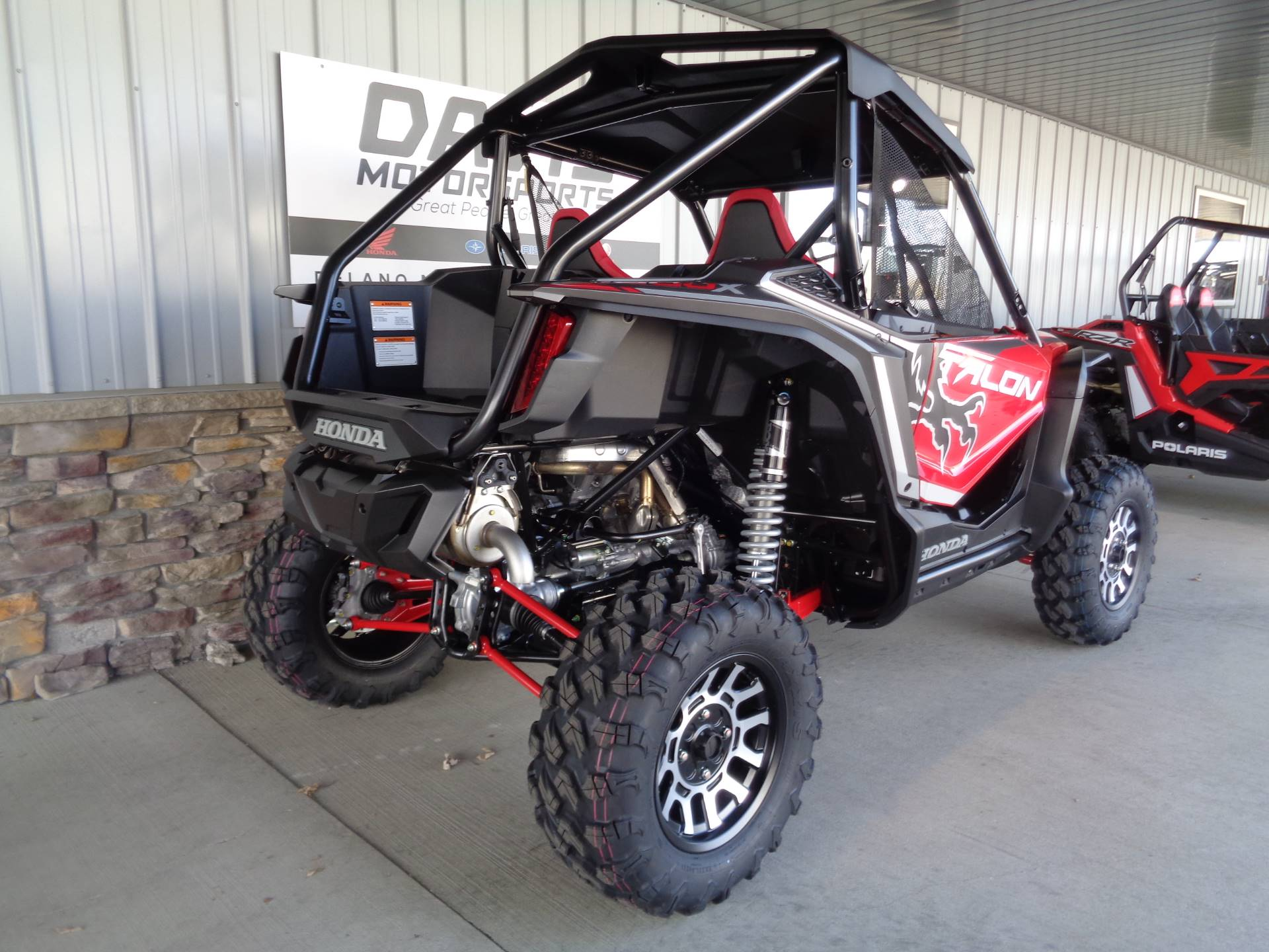 2019 Honda Talon 1000X in Delano, Minnesota - Photo 5
