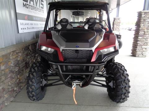 2018 Polaris General 1000 EPS Ride Command Edition in Delano, Minnesota