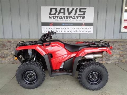 2020 Honda FourTrax Rancher 4x4 Automatic DCT IRS in Delano, Minnesota - Photo 2
