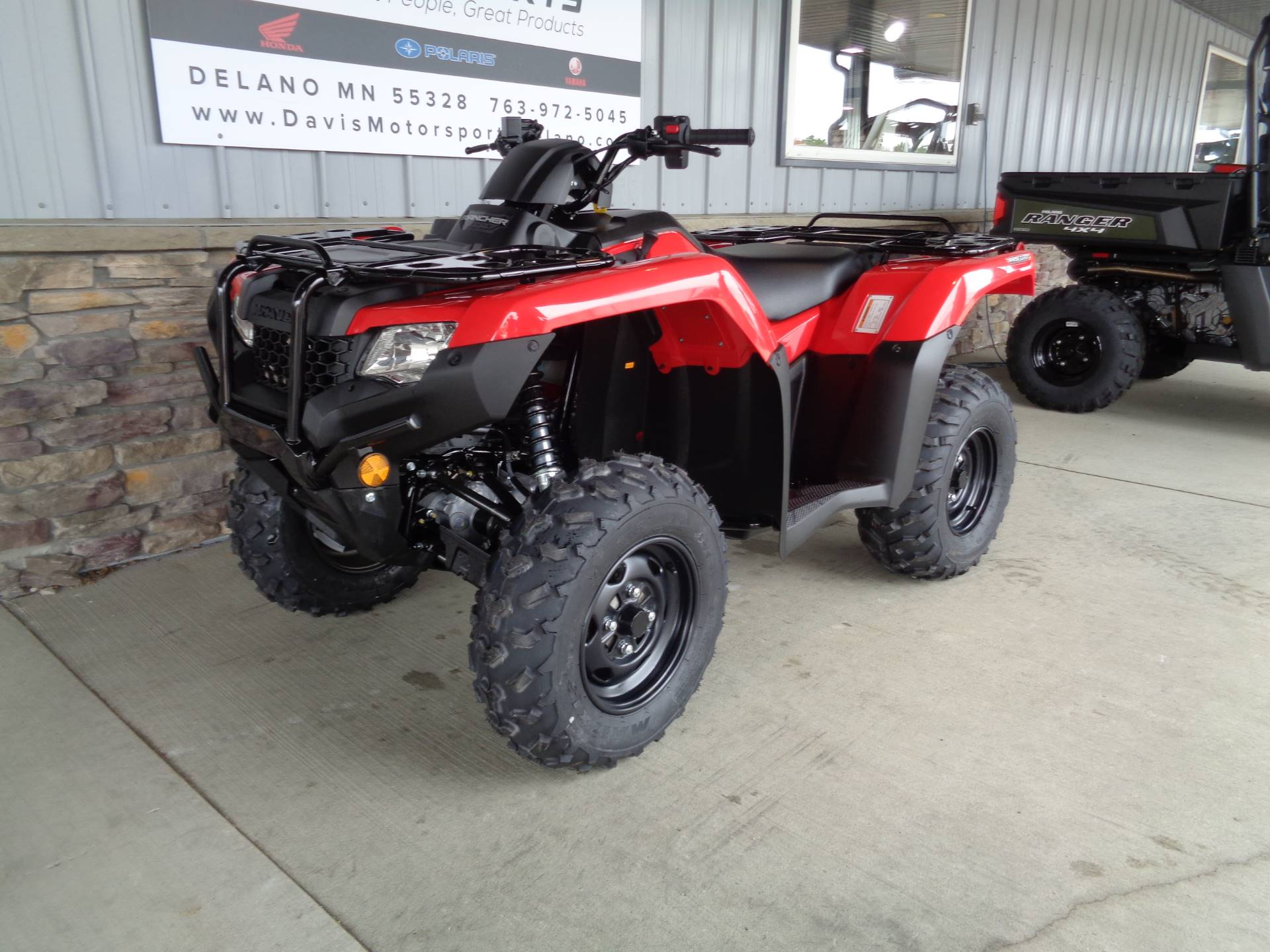 2020 Honda FourTrax Rancher 4x4 Automatic DCT IRS in Delano, Minnesota - Photo 4
