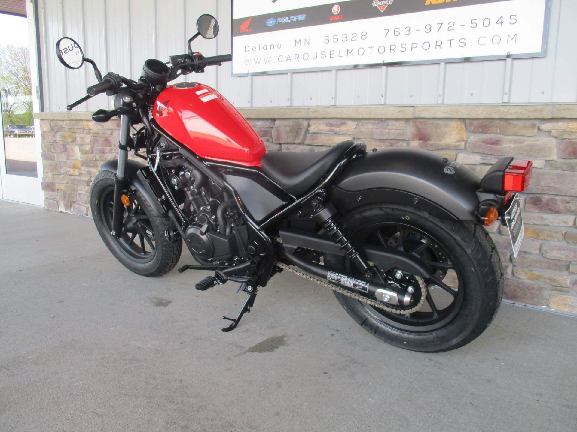 2017 Honda Rebel 500 in Delano, Minnesota