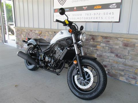 2017 Honda Rebel 300 in Delano, Minnesota