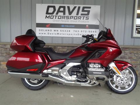 2018 Honda Gold Wing Tour Automatic DCT in Delano, Minnesota - Photo 1
