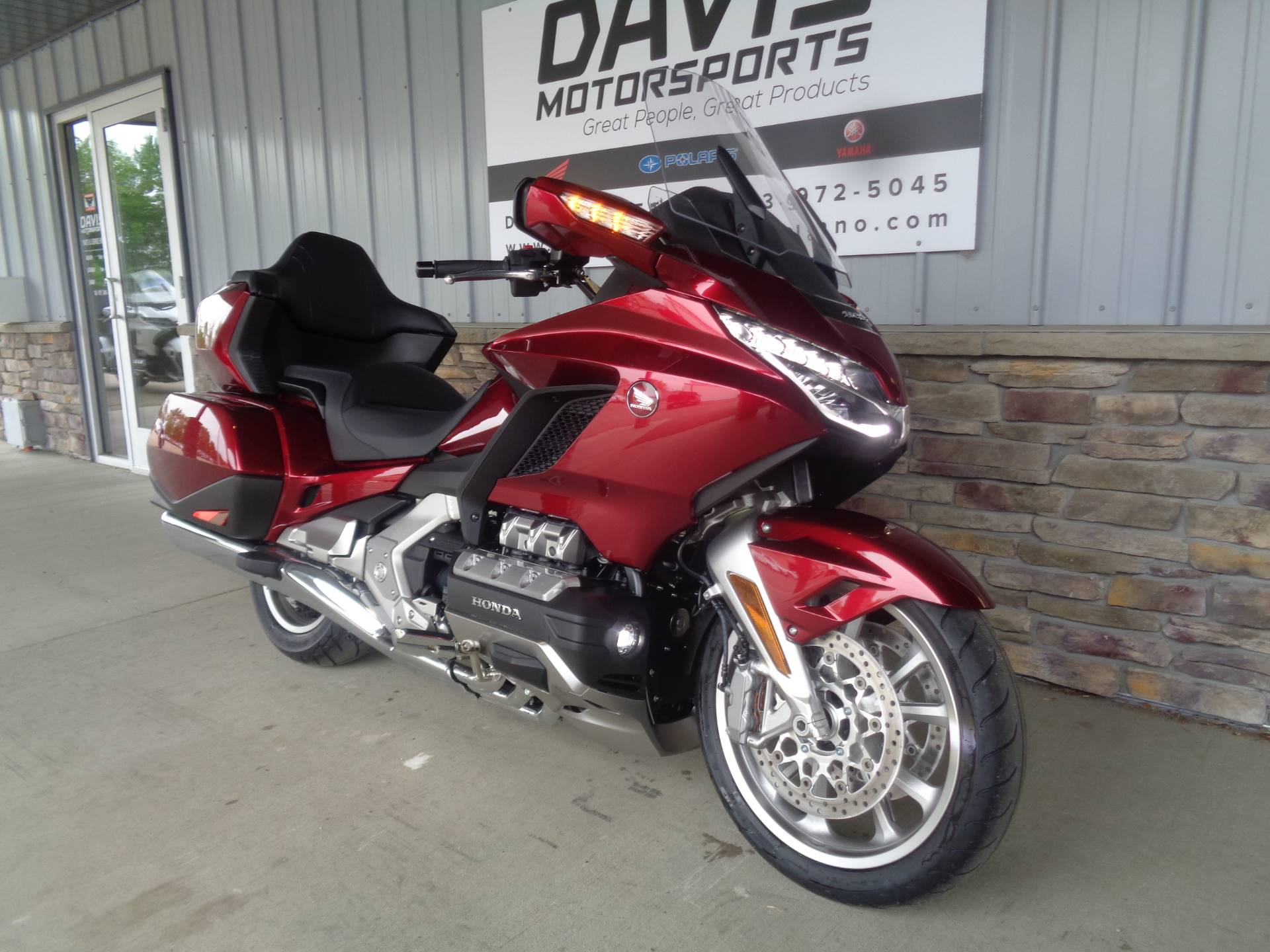 2018 Honda Gold Wing Tour Automatic DCT in Delano, Minnesota - Photo 3