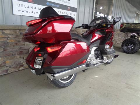 2018 Honda Gold Wing Tour Automatic DCT in Delano, Minnesota - Photo 5