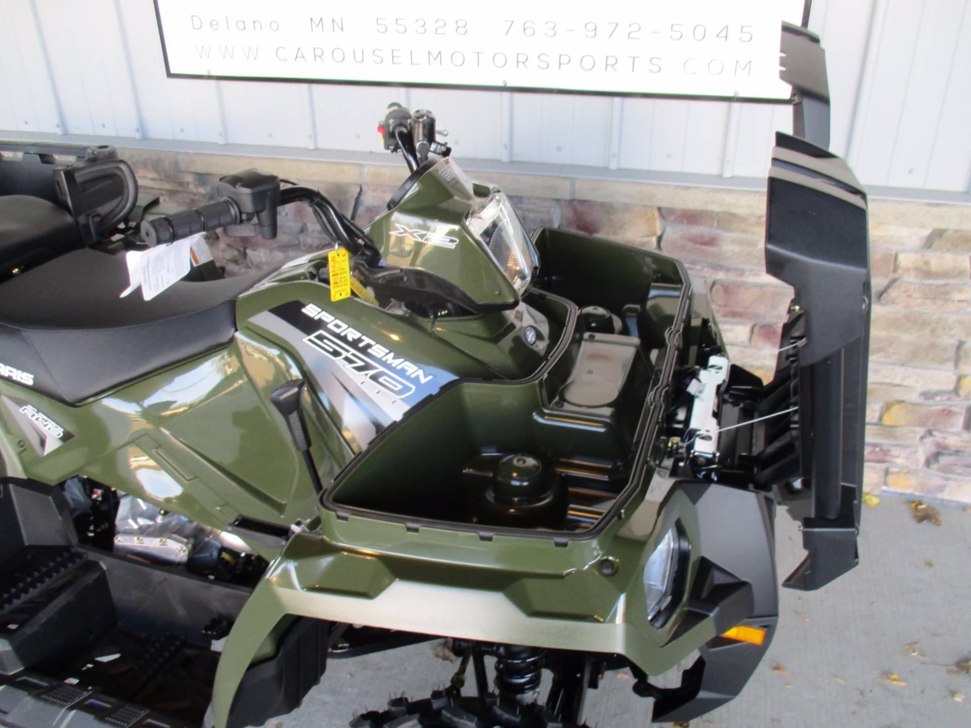 2017 Polaris Sportsman X2 570 EPS in Delano, Minnesota