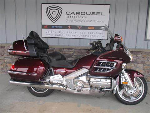 2006 Honda Gold Wing® Audio / Comfort in Delano, Minnesota