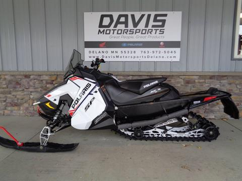 2020 Polaris 600 Indy SP 137 ES in Delano, Minnesota - Photo 2