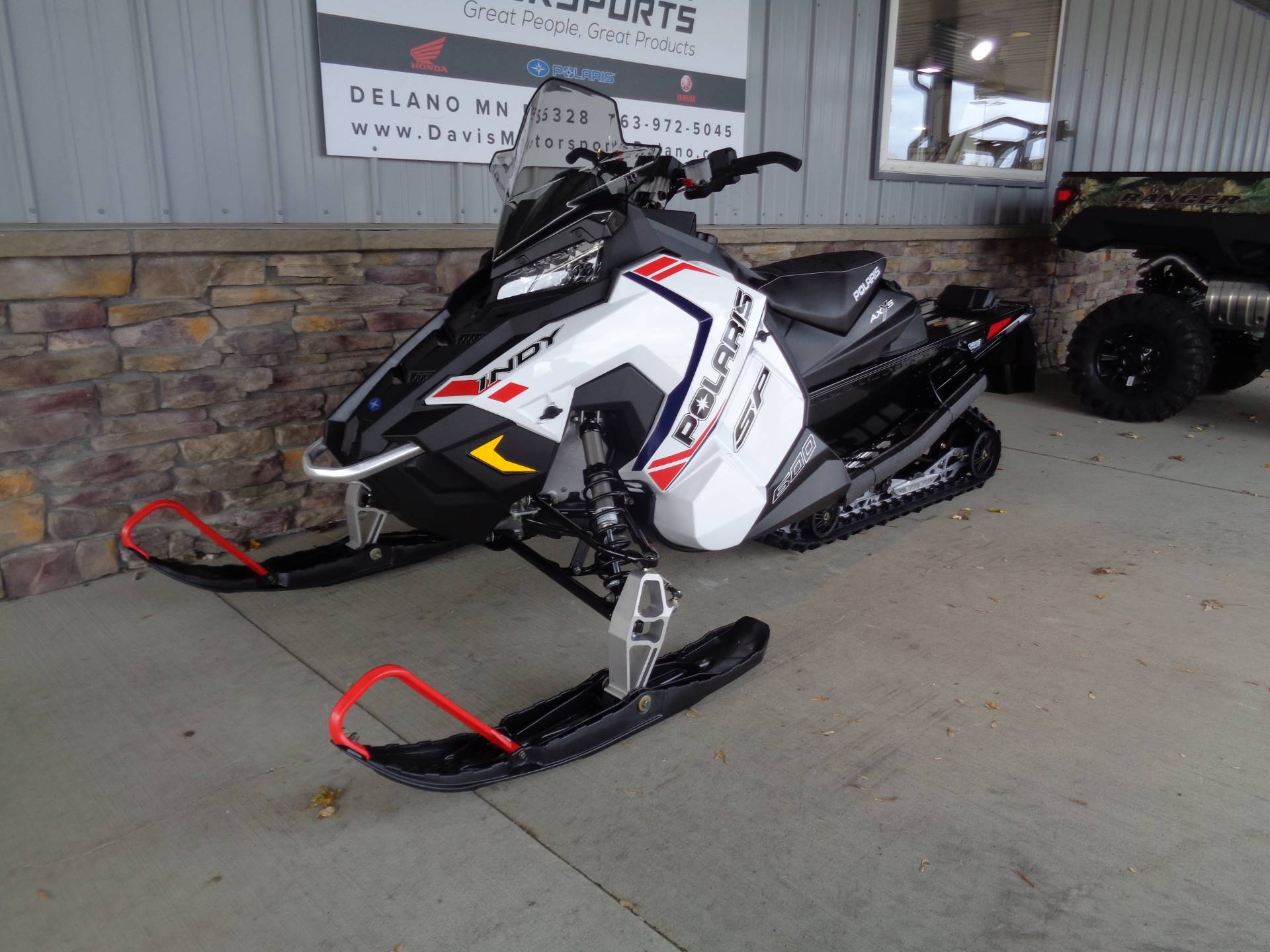 2020 Polaris 600 Indy SP 137 ES in Delano, Minnesota - Photo 4