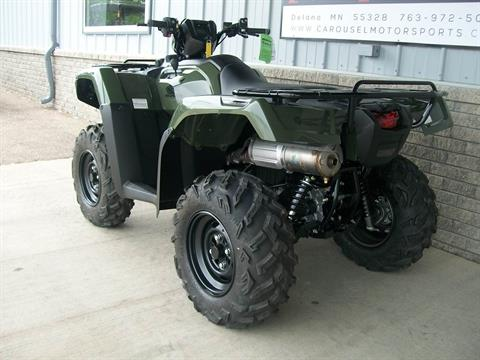 2018 Honda FourTrax Foreman Rubicon 4x4 Automatic DCT in Delano, Minnesota