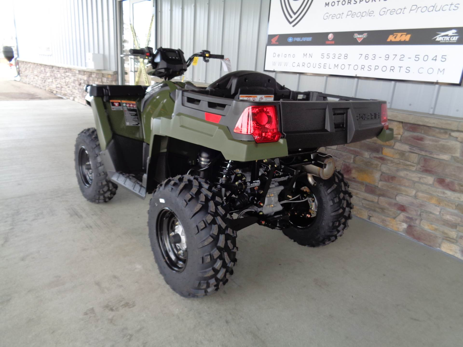 2018 Polaris Sportsman X2 570 EPS in Delano, Minnesota