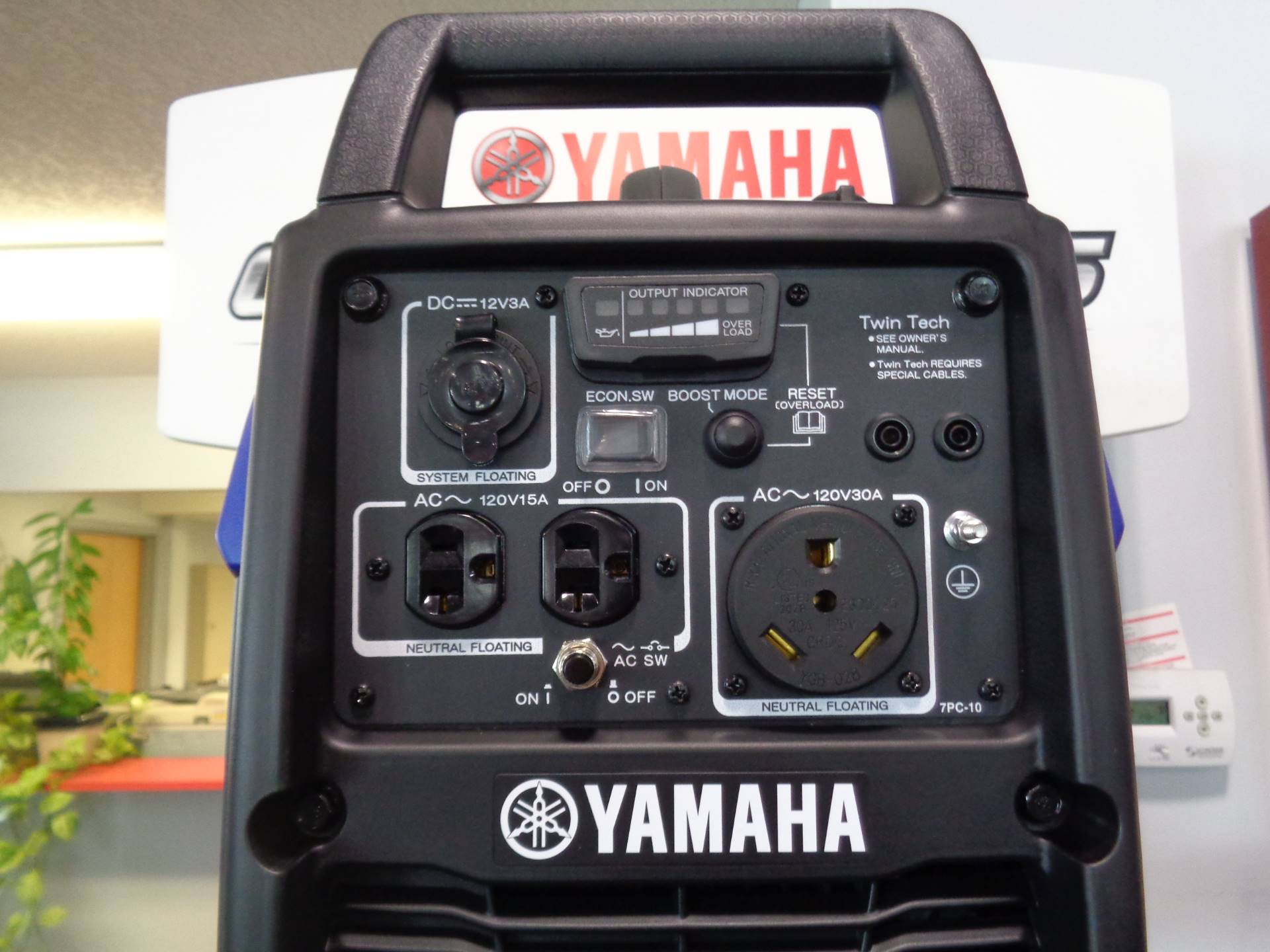 Yamaha EF2200iS Generator in Delano, Minnesota