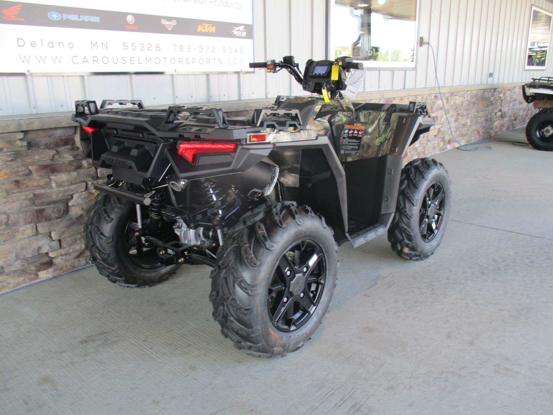 2018 Polaris Sportsman 850 SP in Delano, Minnesota