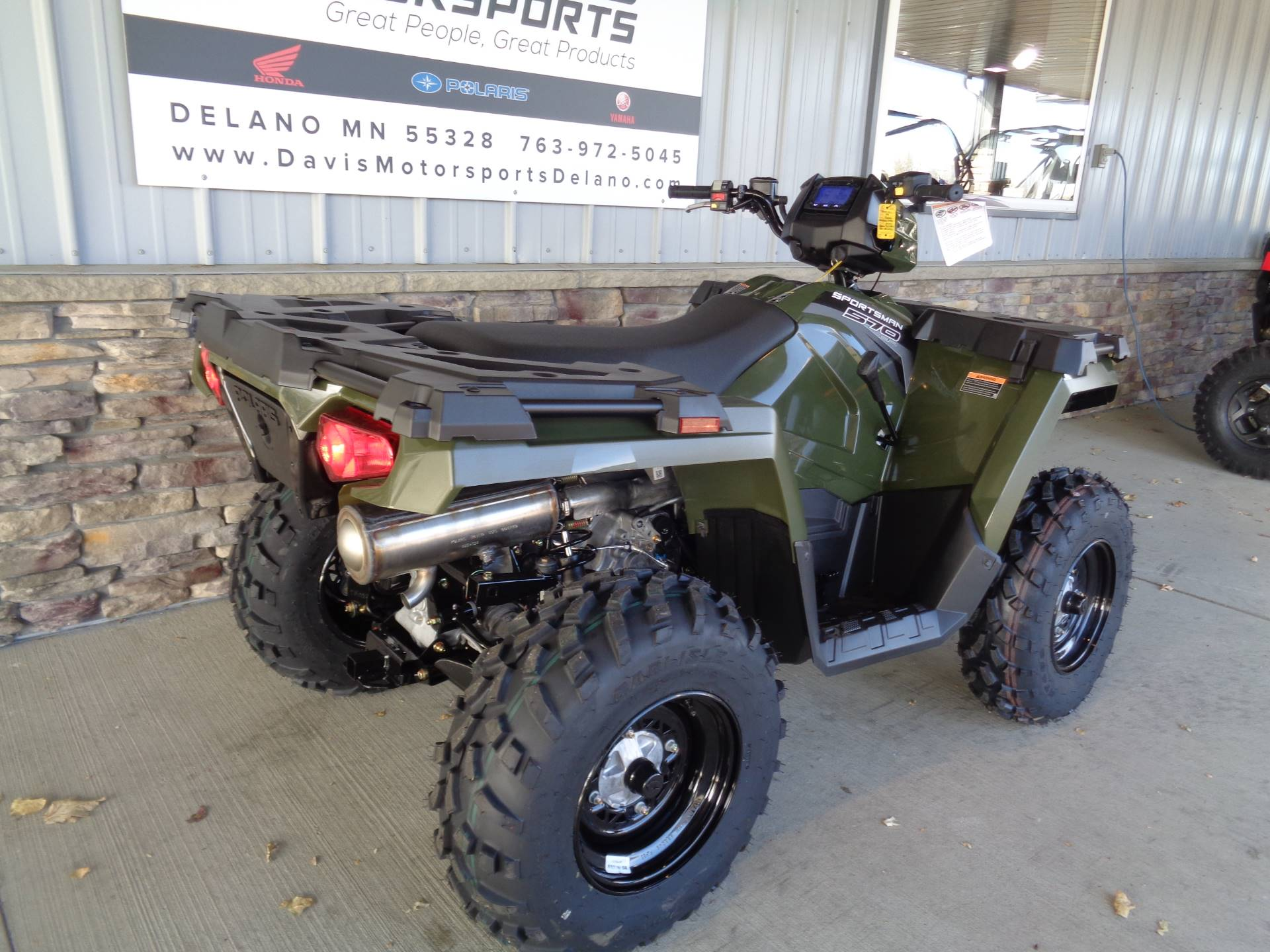 2019 Polaris Sportsman 570 in Delano, Minnesota - Photo 5