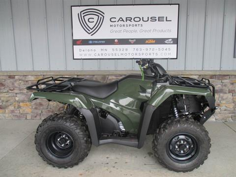 2018 Honda FourTrax Rancher 4x4 ES in Delano, Minnesota