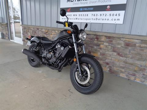 2019 Honda Rebel 500 in Delano, Minnesota - Photo 3
