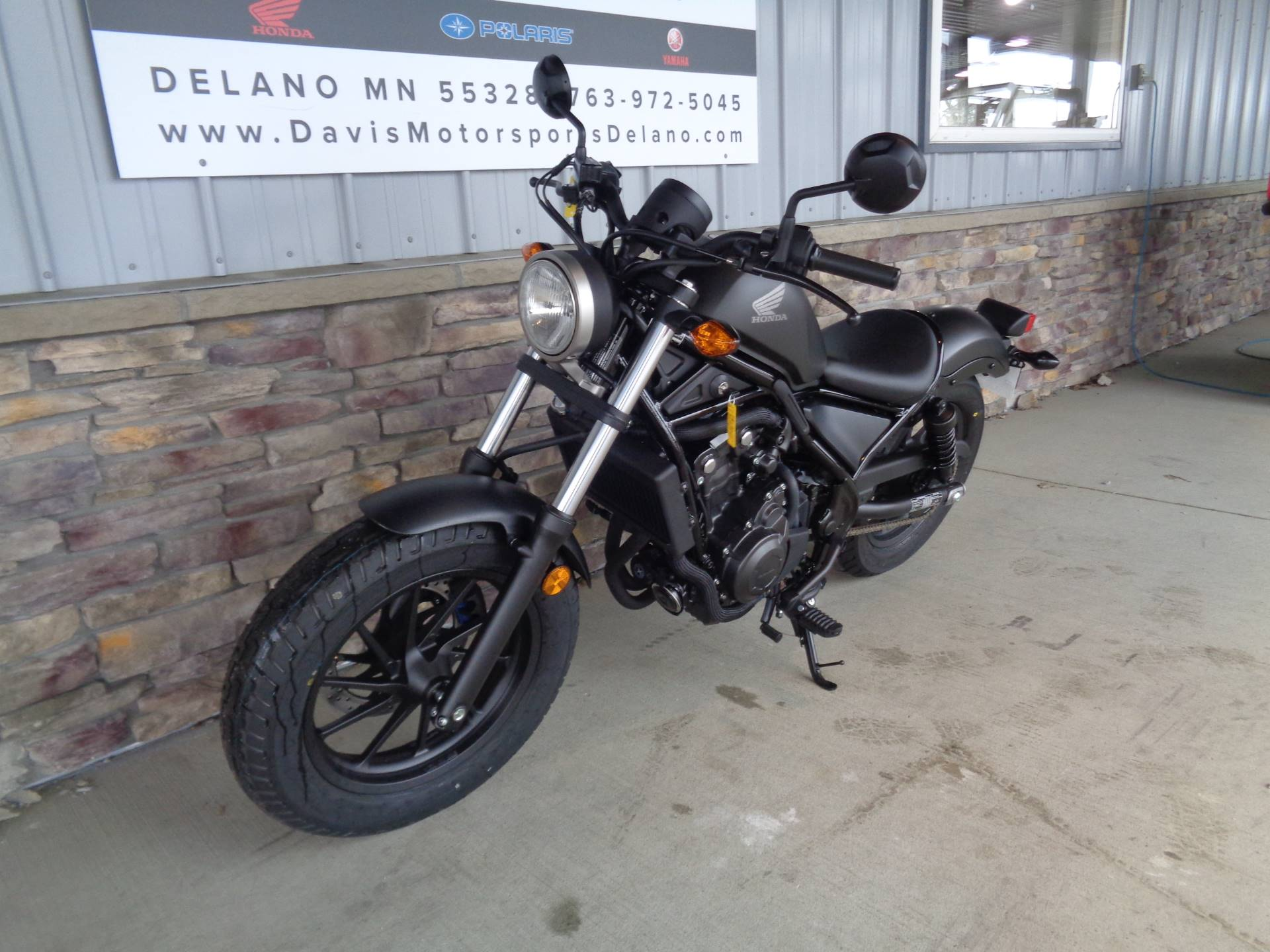 2019 Honda Rebel 500 in Delano, Minnesota - Photo 4