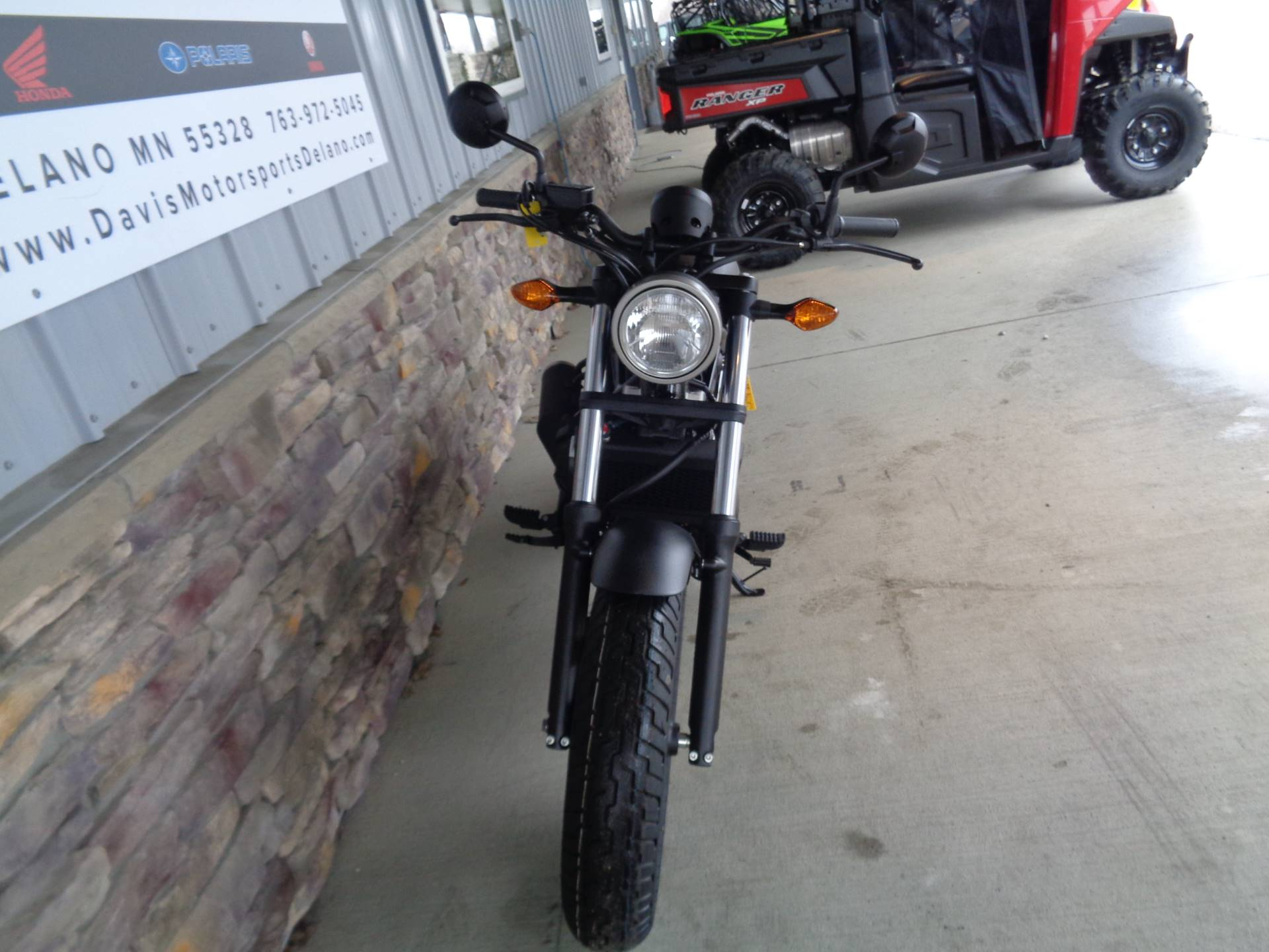 2019 Honda Rebel 500 in Delano, Minnesota - Photo 9