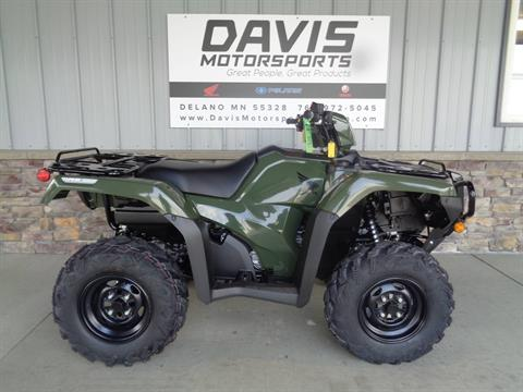 2021 Honda FourTrax Foreman Rubicon 4x4 Automatic DCT EPS in Delano, Minnesota - Photo 1