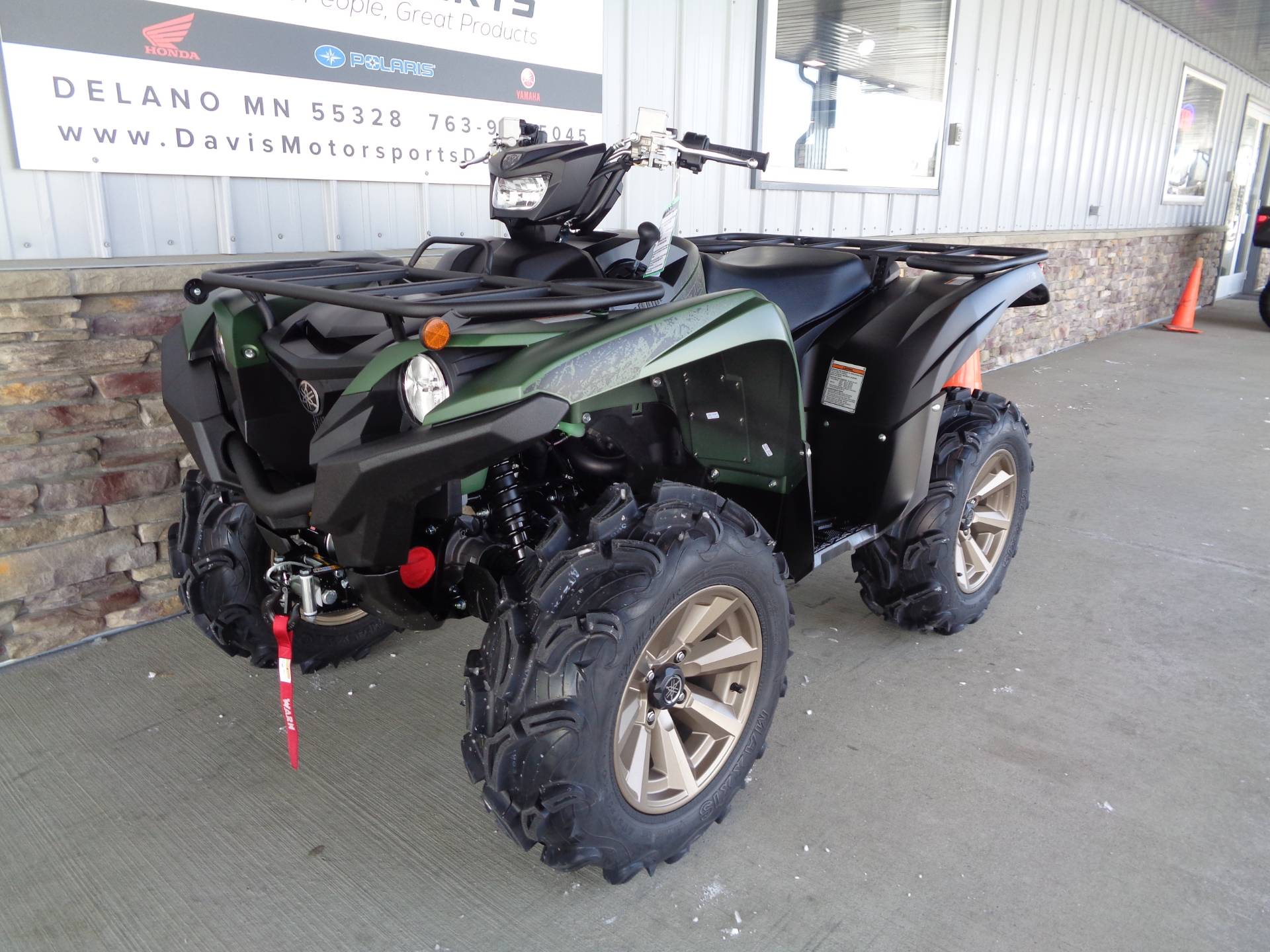2021 Yamaha Grizzly EPS XT-R in Delano, Minnesota - Photo 4