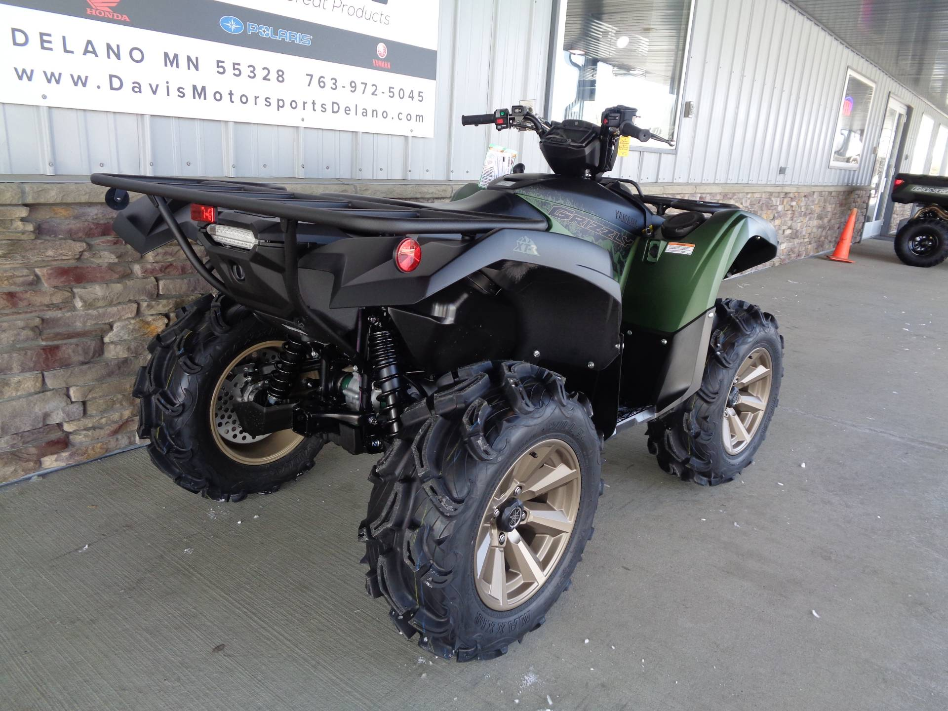 2021 Yamaha Grizzly EPS XT-R in Delano, Minnesota - Photo 5