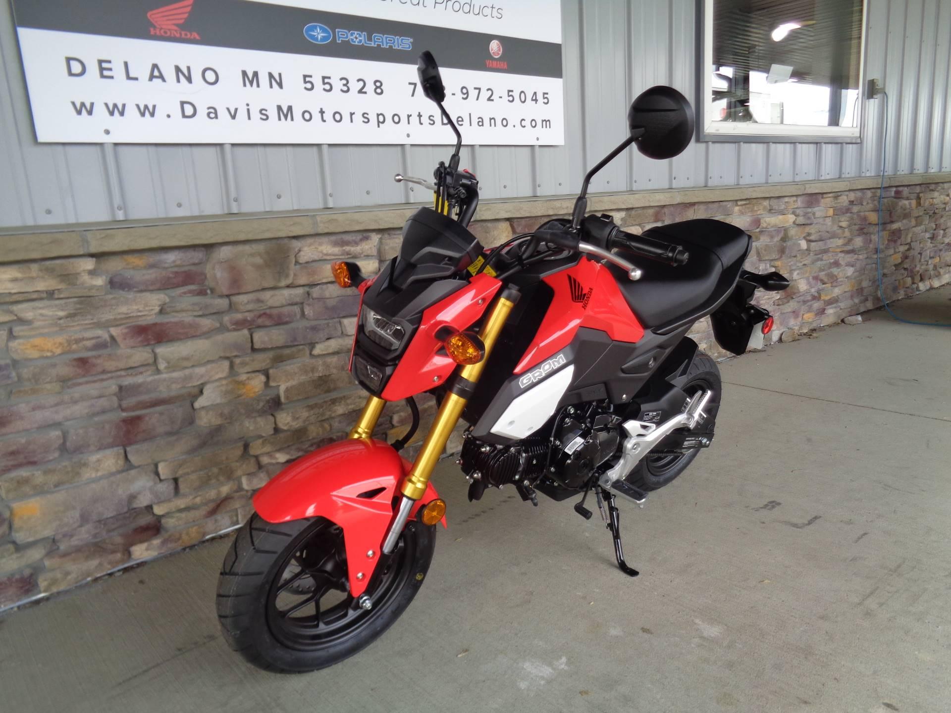 2019 Honda Grom in Delano, Minnesota