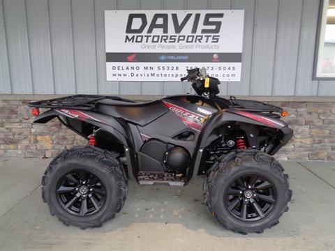 2019 Yamaha Grizzly EPS SE in Delano, Minnesota