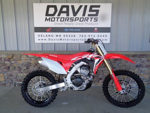 2020 Honda CRF250R in Delano, Minnesota - Photo 1