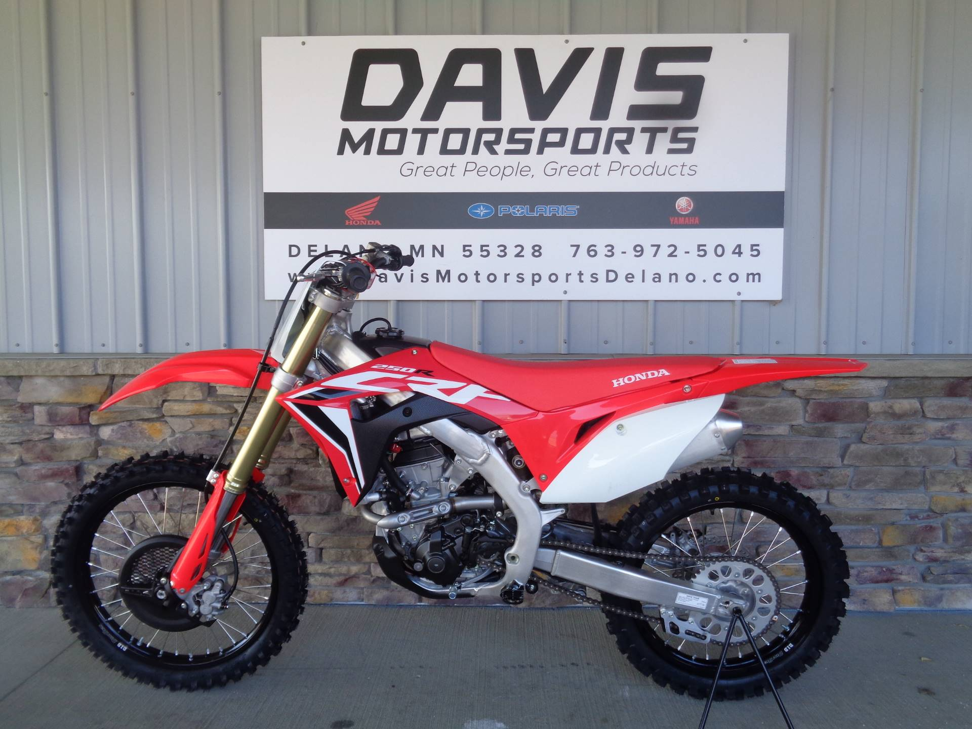 2020 Honda CRF250R in Delano, Minnesota - Photo 2