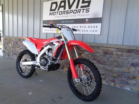 2020 Honda CRF250R in Delano, Minnesota - Photo 3