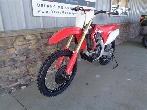 2020 Honda CRF250R in Delano, Minnesota - Photo 4