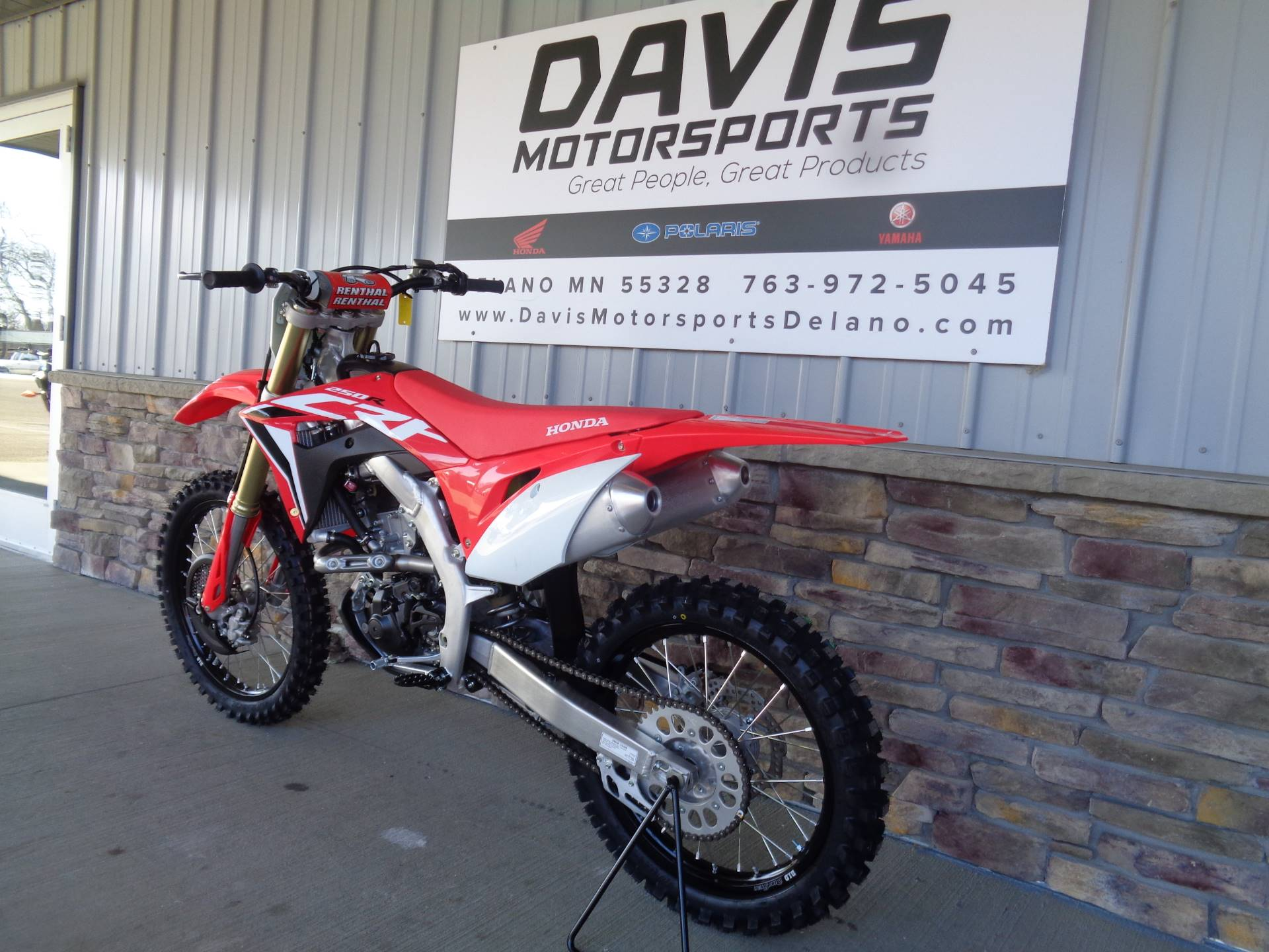 2020 Honda CRF250R in Delano, Minnesota - Photo 6