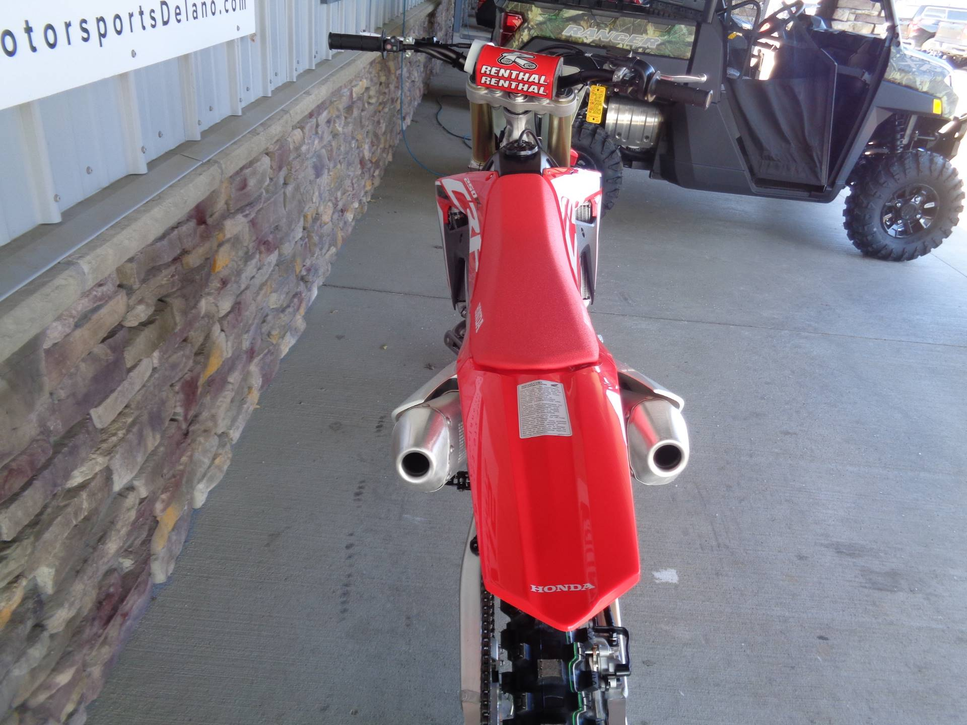 2020 Honda CRF250R in Delano, Minnesota - Photo 7